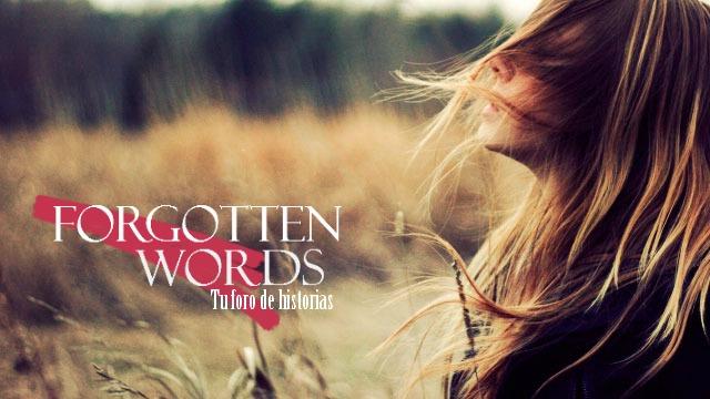 Forgotten Words