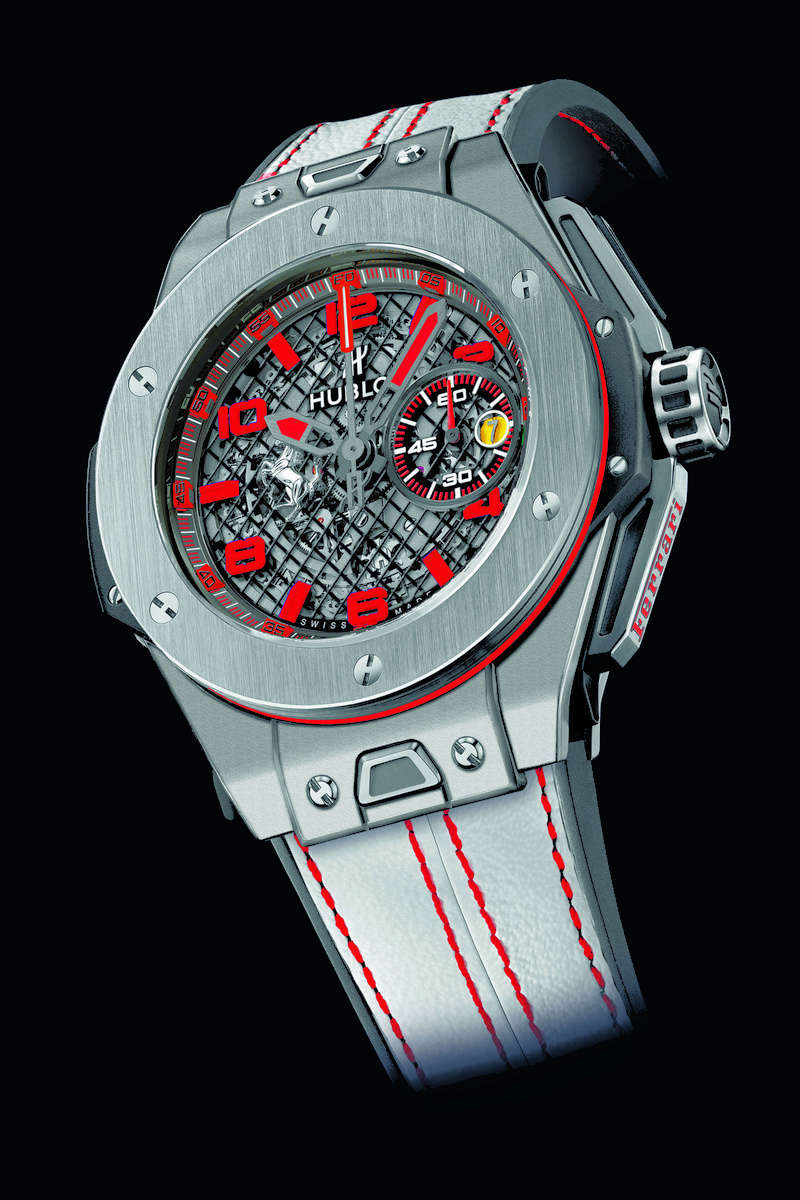 hublot big bang ferrari giappone 50 limited edition passion horlog re. Black Bedroom Furniture Sets. Home Design Ideas
