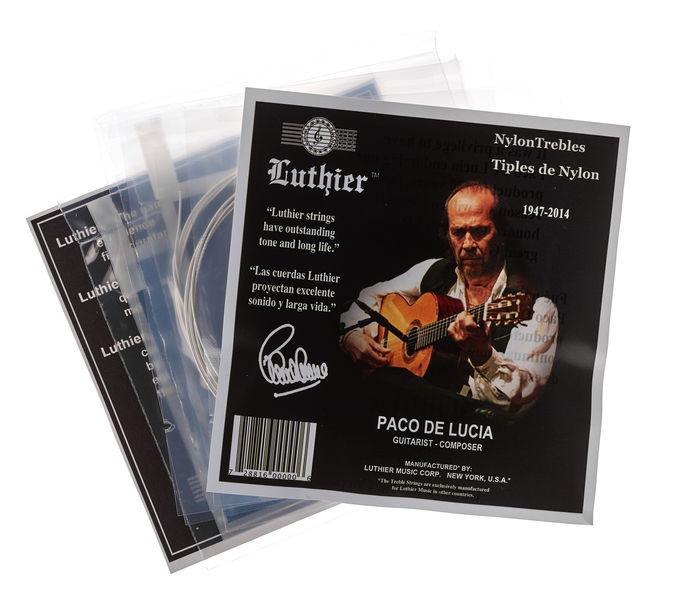 cordes pour guitare flamenco