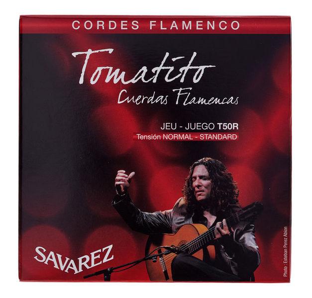 flamenco cordes Tomatito