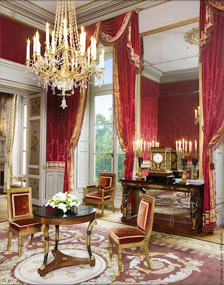 L 39 h tel de beauharnais ambassade d 39 allemagne paris for Salon egyptien