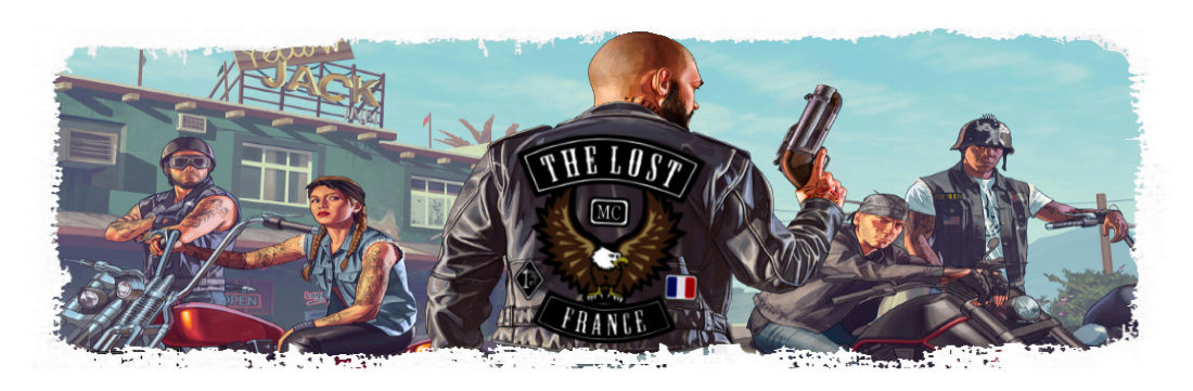 [LOST] The Lost Motorcycle Club France
