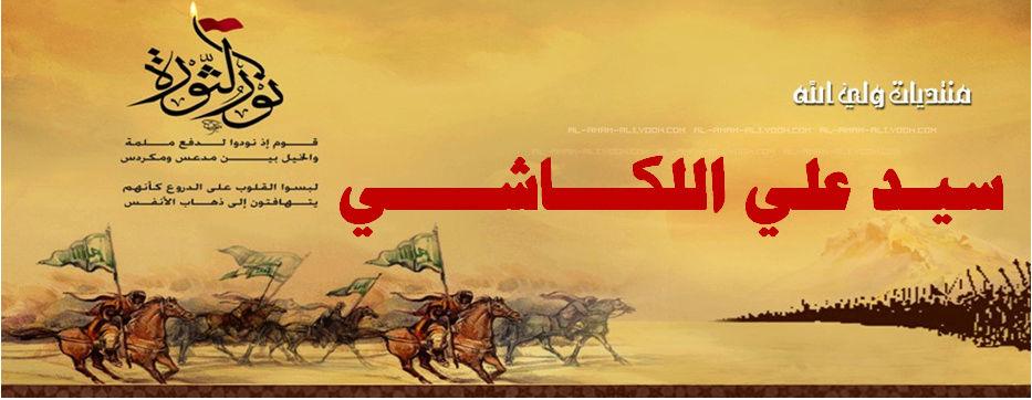 سيد علي اللكاشي