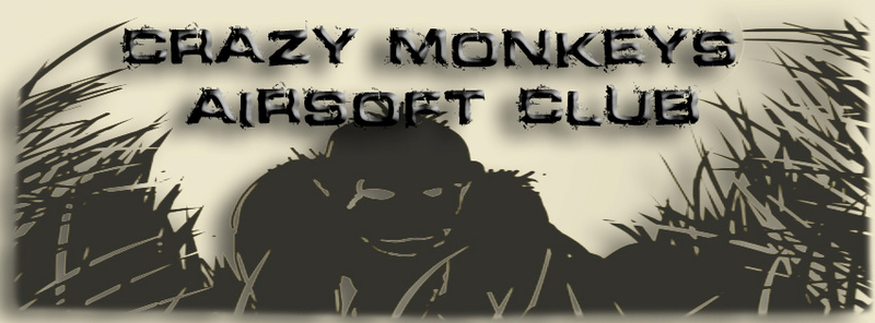 CRAZY MONKEYS AIRSOFT CLUB