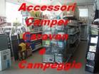 ACCESSORI CAMPER CARAVAN E CAMPEGGIO