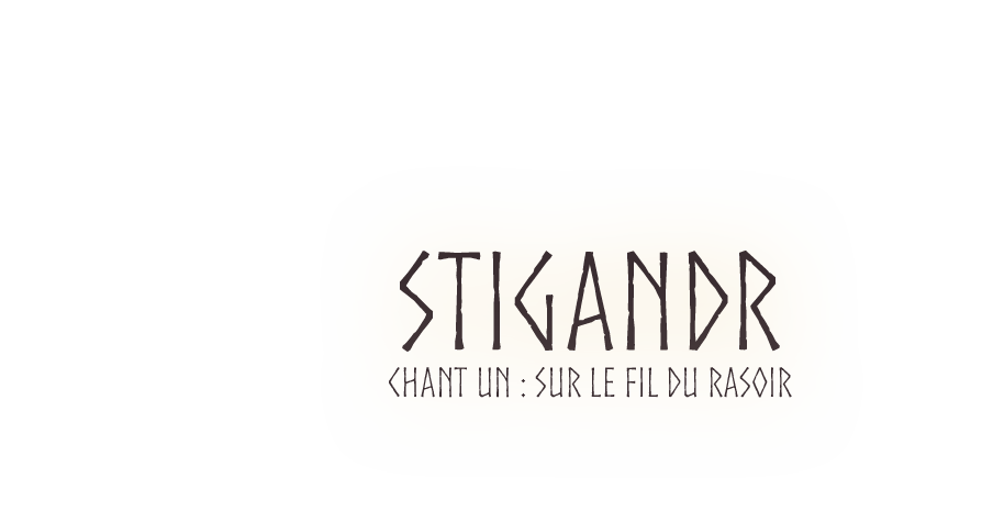 Stigandr - le forum RPG fantasy nordique !