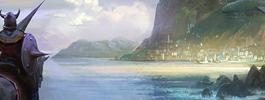 Les îles du passé