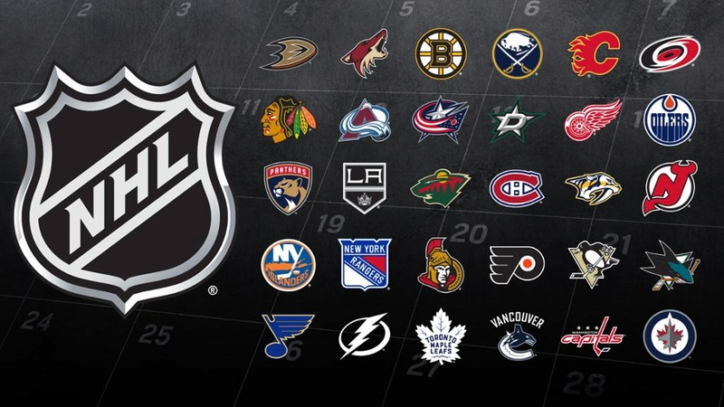 Ligue de hockey simuler