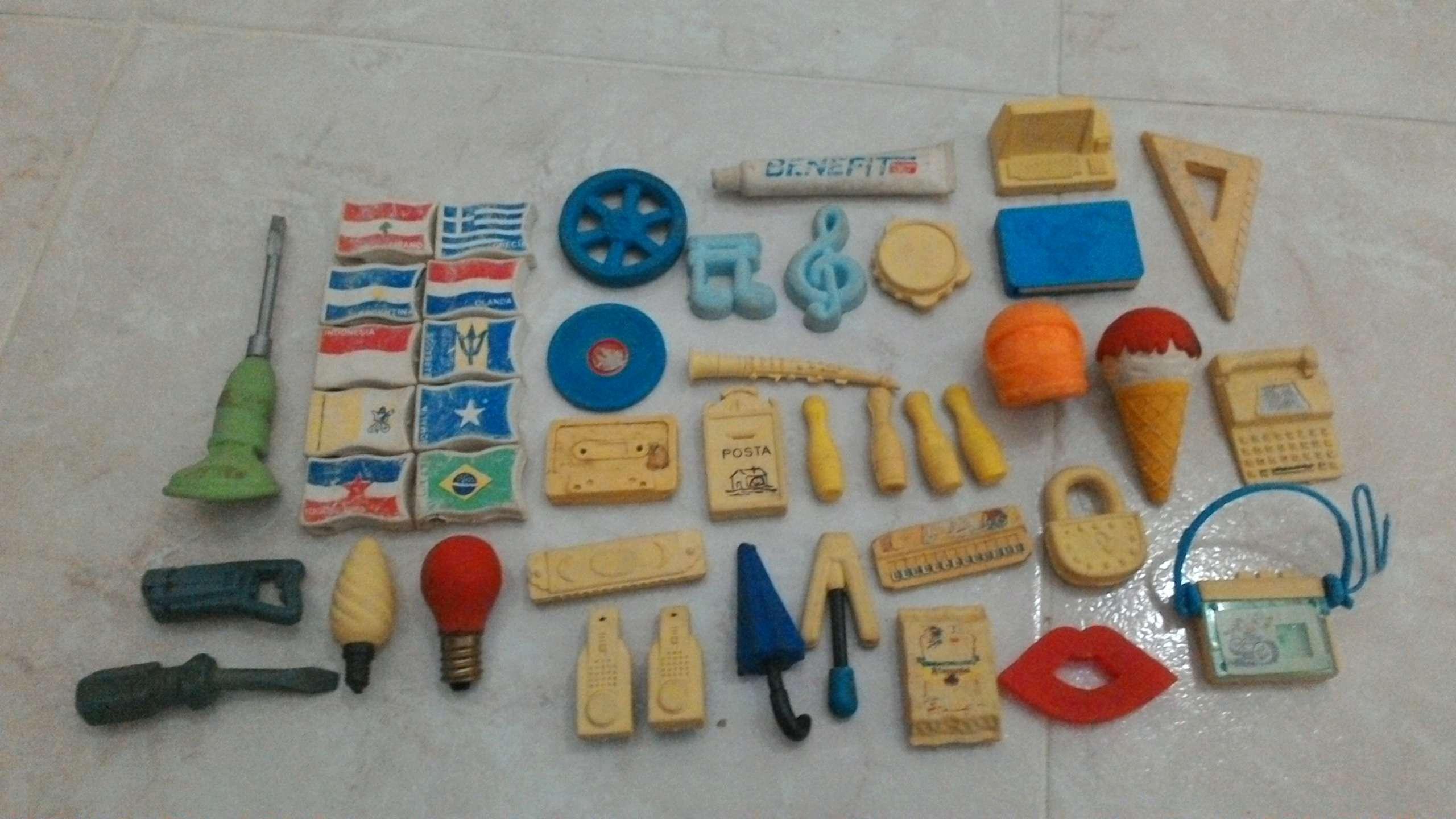 Alcune cose vintage (Blackgemini83)