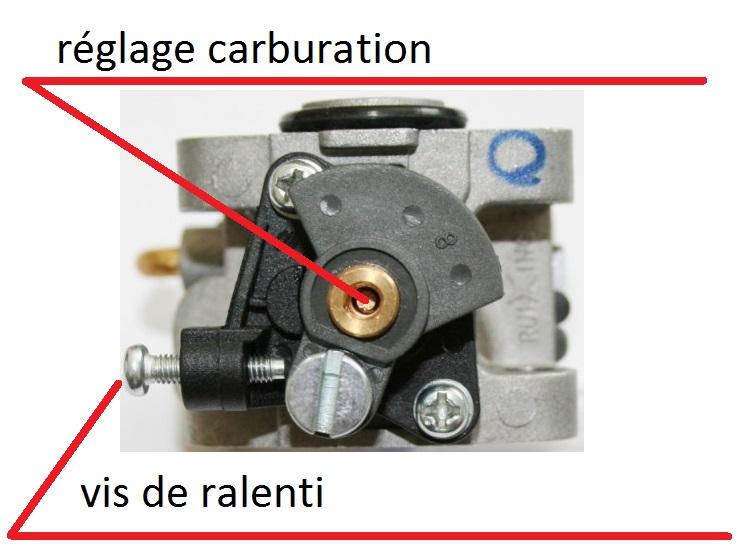 vis de ralenti carbu  vis de ralenti  vis de ralenti pour carburateur dell 39 orto rotax max