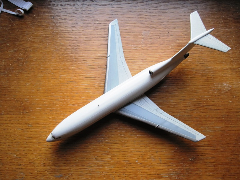 Boeing 727 100 germania revell page 2 for 3966 haute garonne