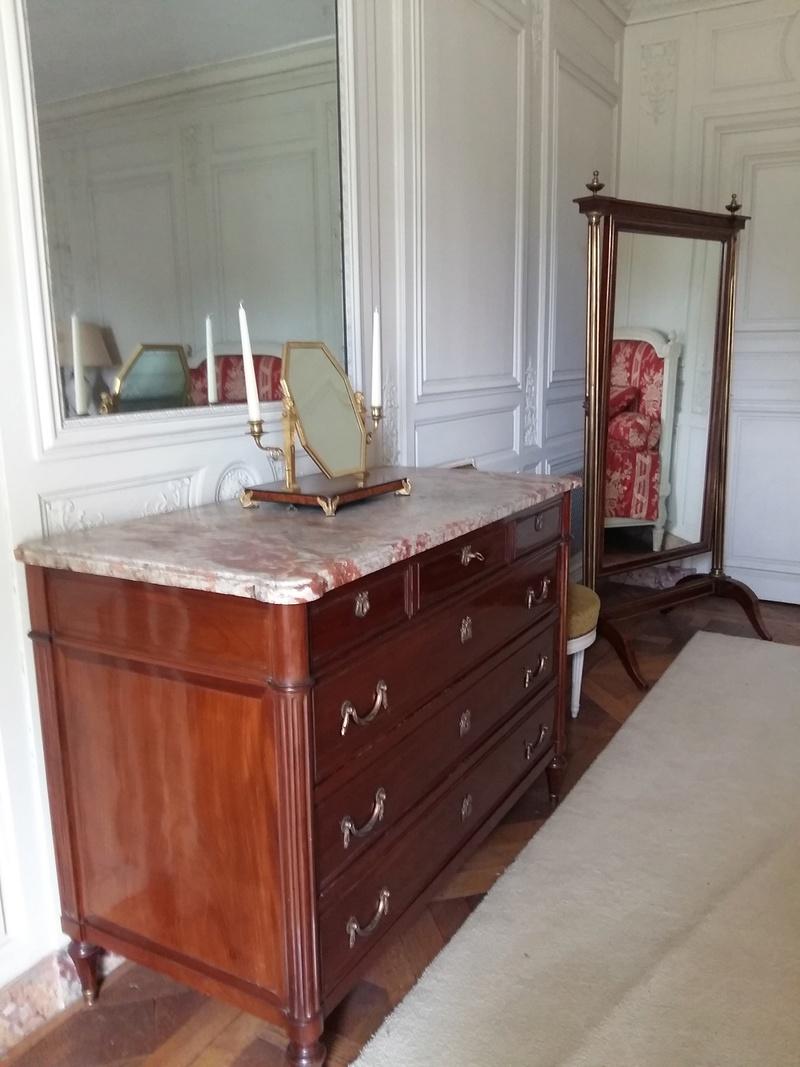 Chambre Bebe Meuble Martin : Expo au Grand Trianon  De Louis XIV à Charles de Gaulle  Page 3