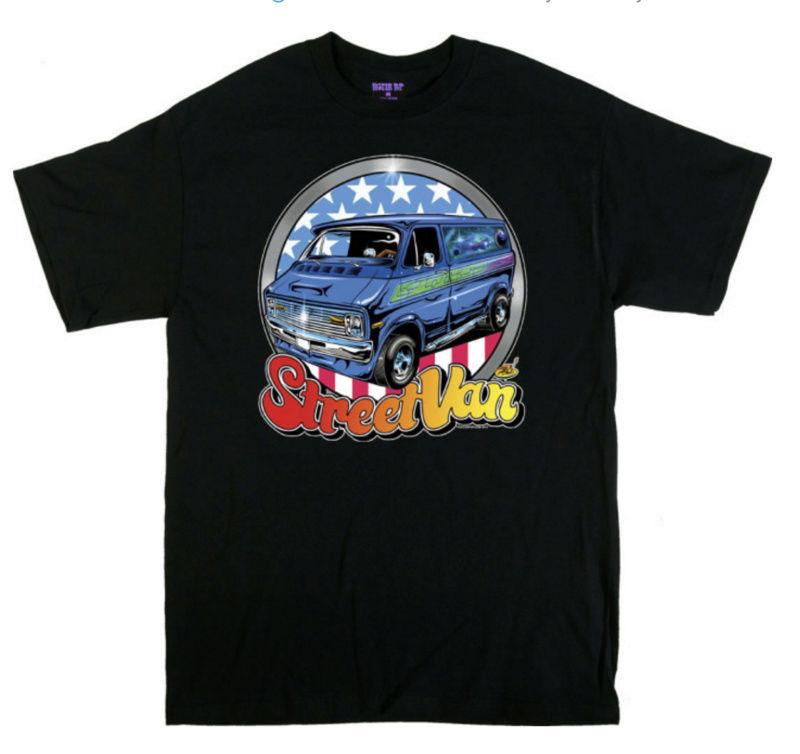van shirt store
