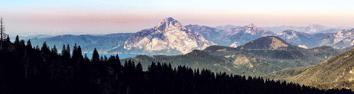 Traunstein Mountains