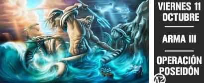 Oeración Poseidón