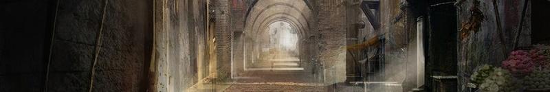 Rues abandonnées
