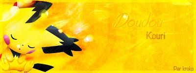 Signature Doudou