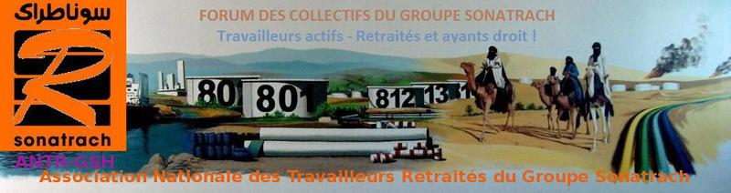 Association Nationale des Travailleurs Retraités du Groupe Sonatrach.