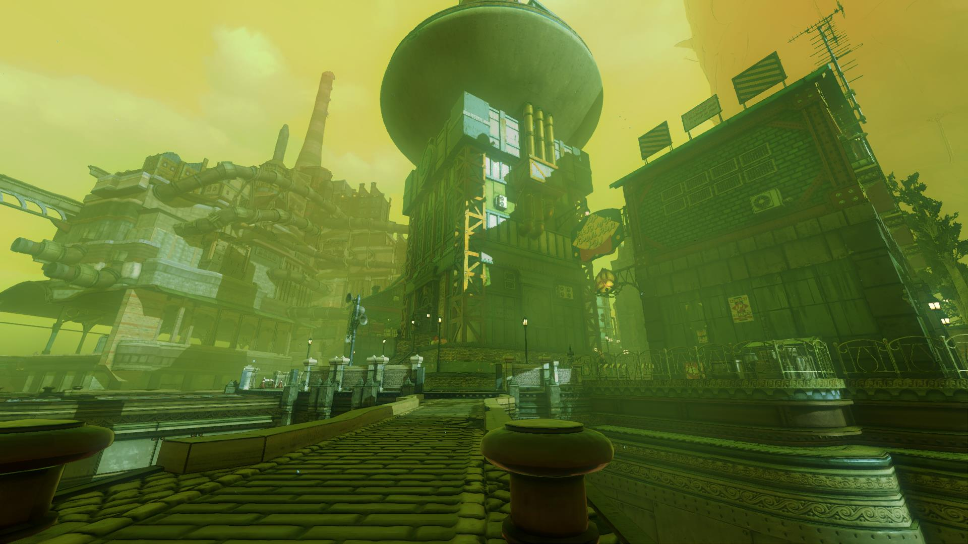 Gravity Rush 2 Endestria