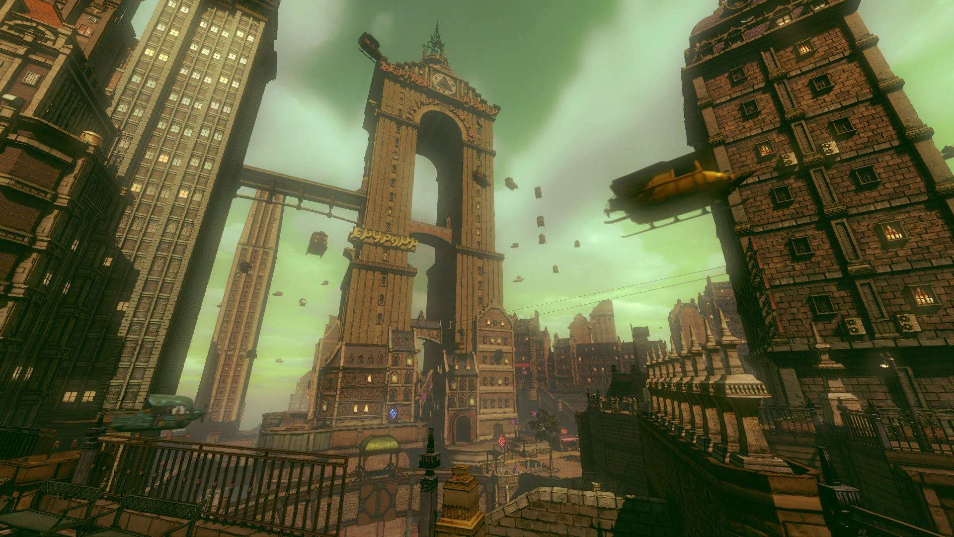 Gravity Rush 2 Vendecentre