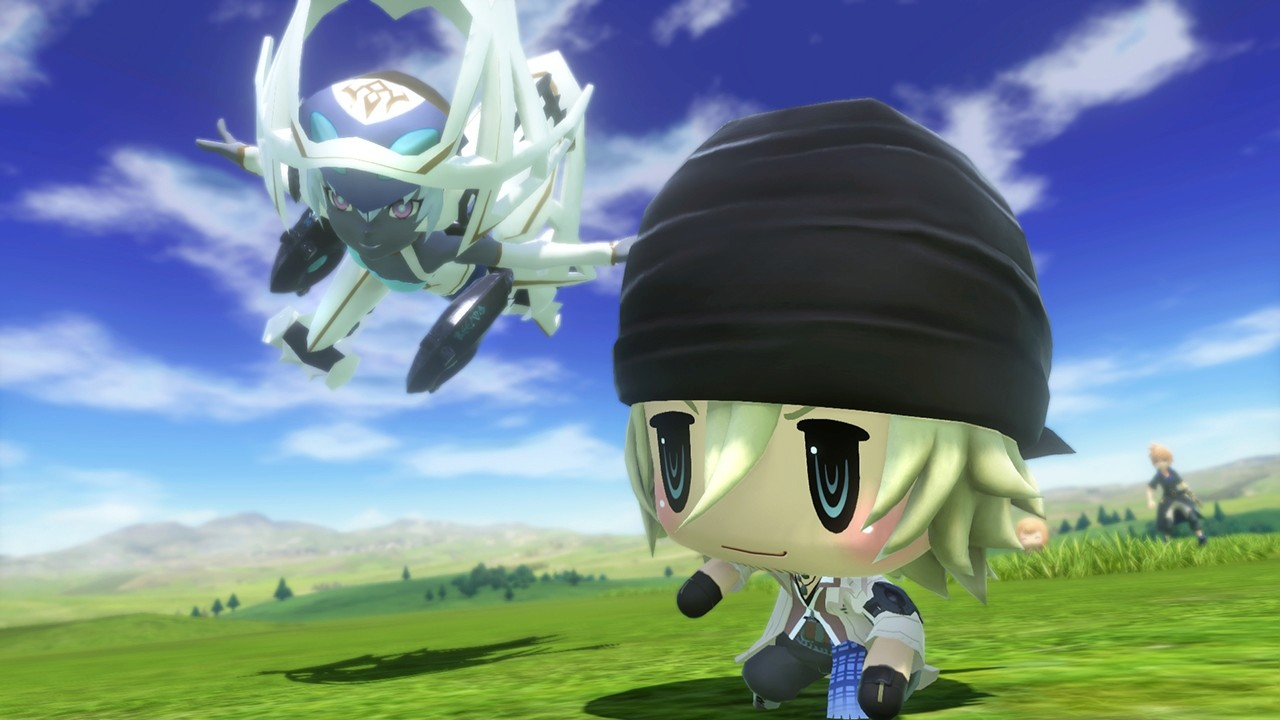 world of final fantasy 10