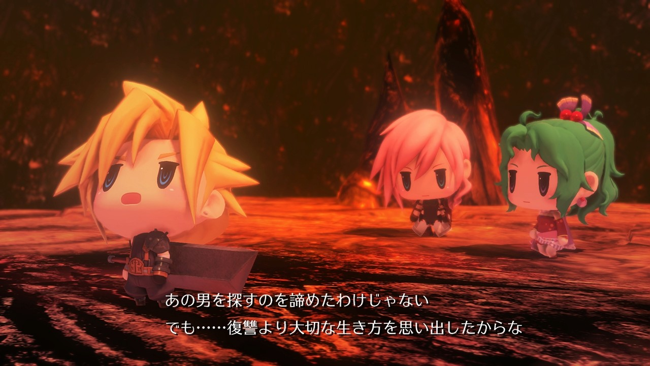 world of final fantasy 26