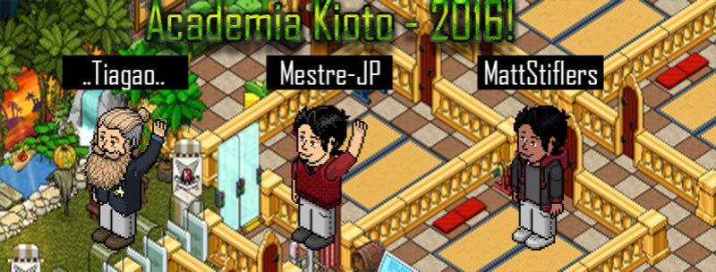 Academia de Jiu-Jitsu Kioto