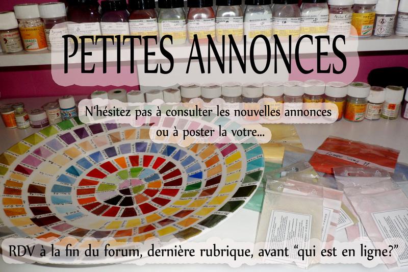 Forum pour tous les passionnés de peinture sur porcelaine