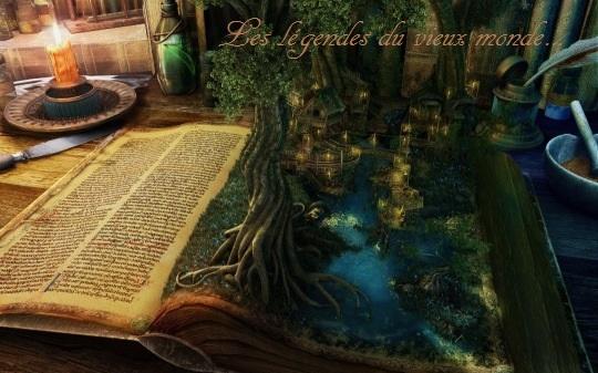 Warhammer : Les légendes du vieux monde.