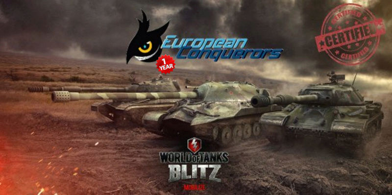 Team European Conquerors [Blitz]