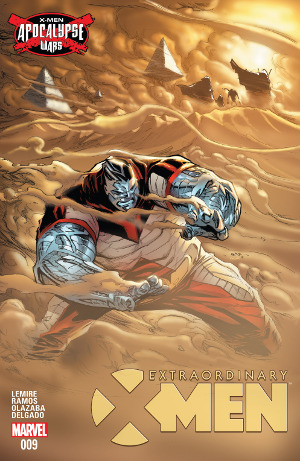 Extraordinary X-Men Tome 09