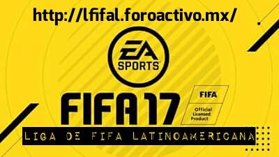 Liga de Fifa Latinoamericana