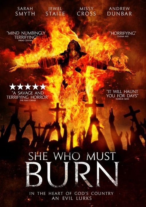 She Who Must Burn vostfr
