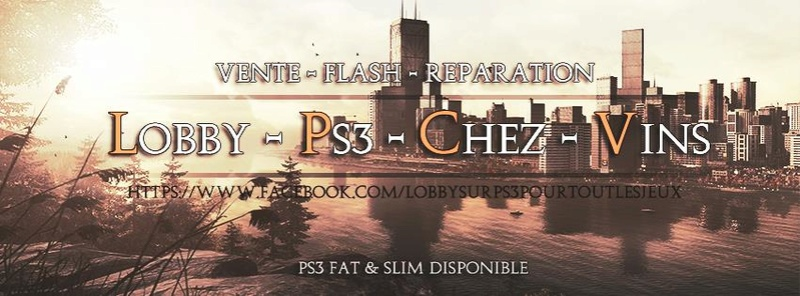 Team Lobby PS3 Chez Vins