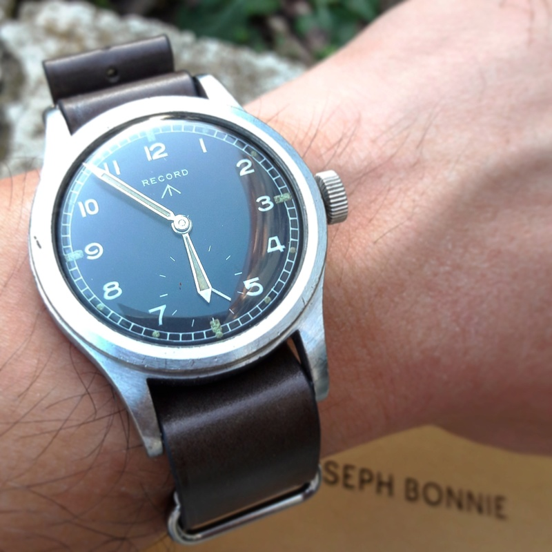 22b920112d3 TimeZone   Vintage Watches » Record (Longines) WWW watch