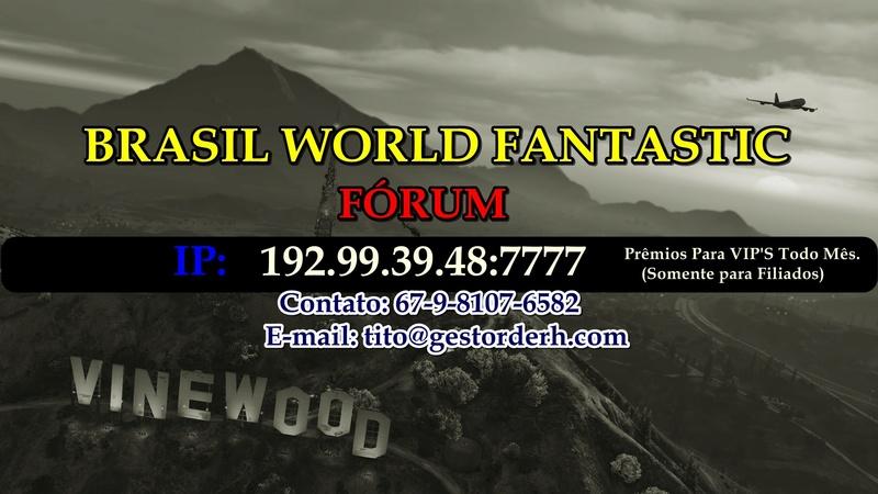 Brasil World Fantastic Br