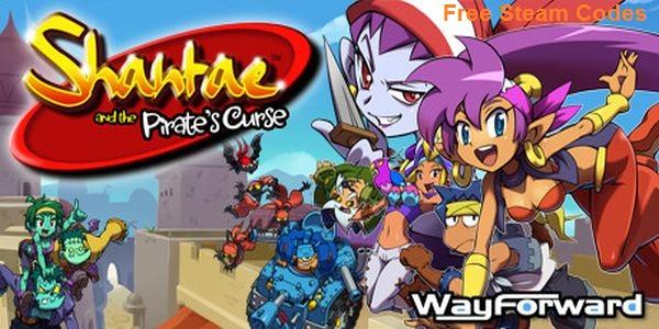 Shantae and the Pirate's Curse CD Key 2016
