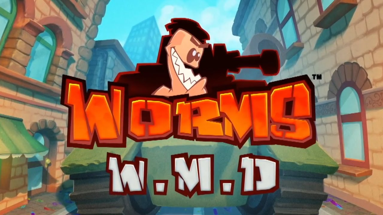 Worms W.M.D CD Key 2016