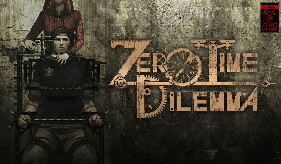 Zero Escape - Zero Time Dilemma CD Key 2016