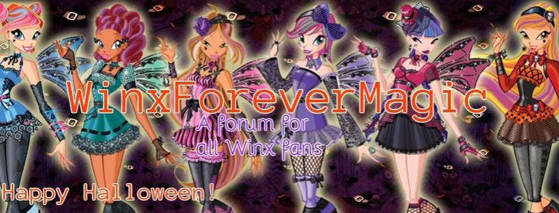Winx Forever Magic