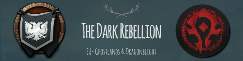 The Dark Rebellion