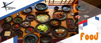 الطبخ و المأكولات الكورية