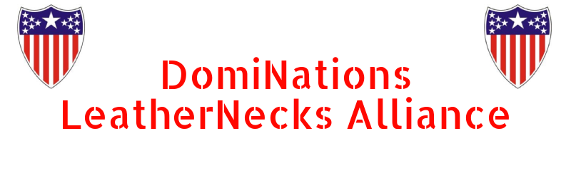 DomiNations LeatherNecks Alliance