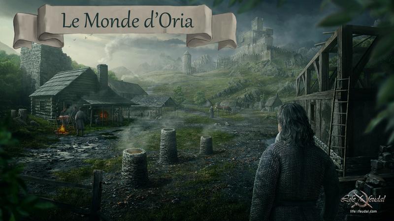 Le monde d'Oria
