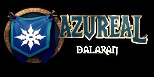 Forum de la guilde Azureal