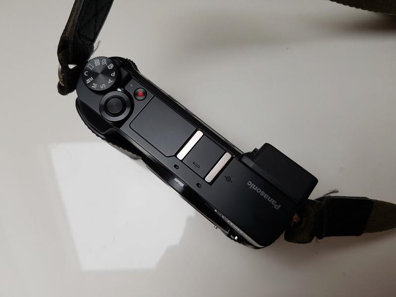 Vendu bo tier panasonic lumix gx80 noir for Housse lumix gx80