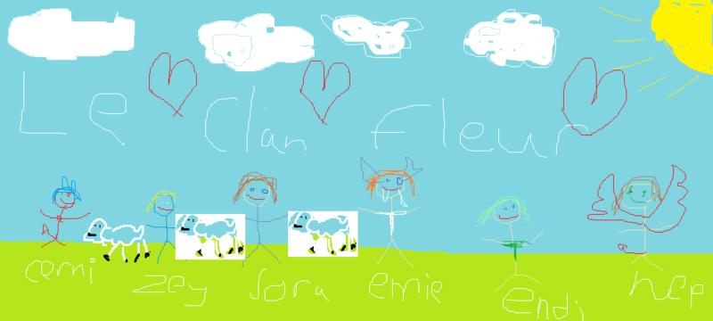 Le Clan Fleur