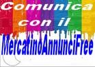 Comunica con il MercatinoAnnunciFree