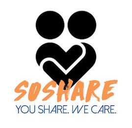 SOShare. You Share. We Care.