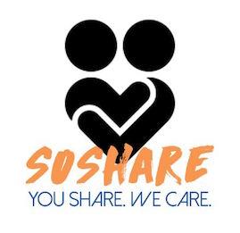 SOShare. You Share. We Care.
